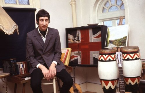Hear Pete Townshend's gorgeous demo home recording of 'Love Reign O'er Me'