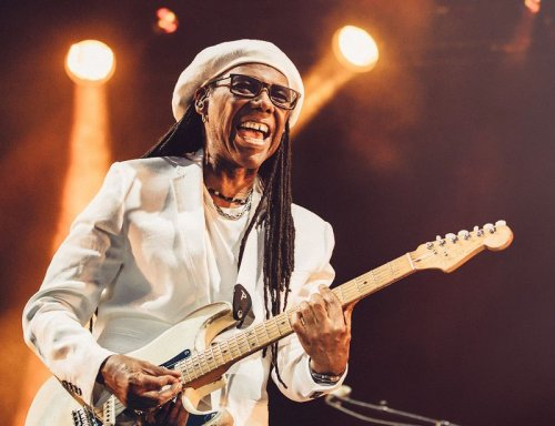 8 songs Nile Rodgers couldn't live without