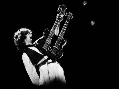The greatest guitarist of all time, according to Jimmy Page