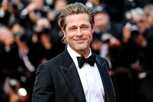 When Brad Pitt paid tribute to his musical idol