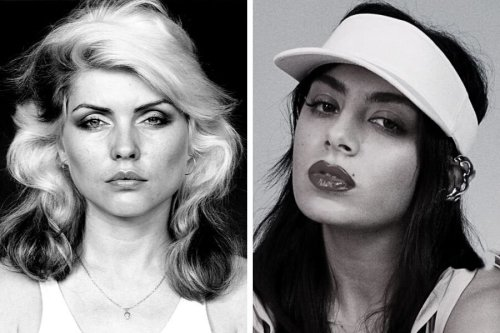 The song Charli XCX wrote for Blondie when she was 14