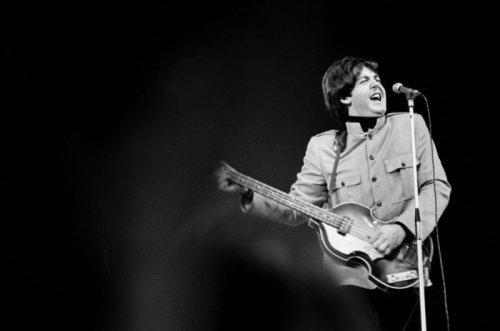 Paul McCartney's favourite The Beatles bassline