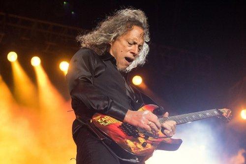 Exploring the genius of Metallica's Kirk Hammett through 6 isolated guitar tracks