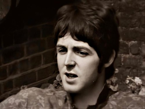 Rare footage of Paul McCartney defending his right to take LSD back in 1967