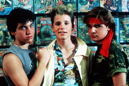 A new 'Lost Boys' remake is in the works