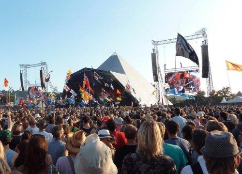 Glastonbury Festival's livestream sets to show in UK cinemas
