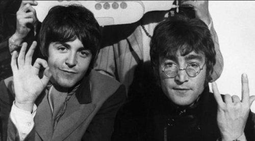 John Lennon and Paul McCartney's secret 'cocaine-fuelled' final recording