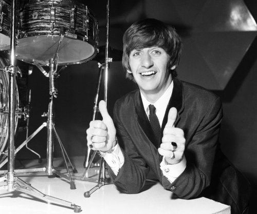 How Ringo Starr learned to play the drums