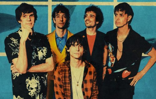 The Strokes announce New Year's Eve show in New York