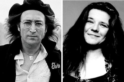 The final recording Janis Joplin made was for John Lennon