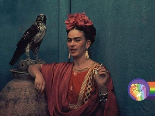 The life and lasting impact of Frida Kahlo, an LGBTQ+ art icon