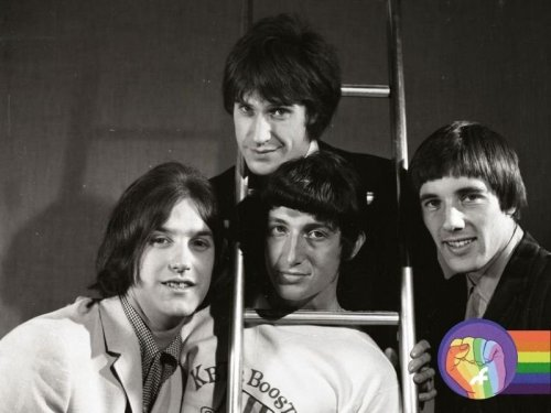 By supporting a transgender woman, The Kinks were banned from the radio