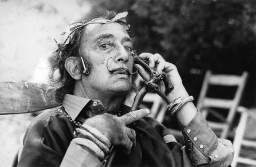 Unmitigated chaos and melting clocks: The dangerously surreal life of Salvador Dalí