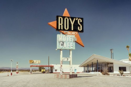 A photographer's journey across California's iconic Route 66