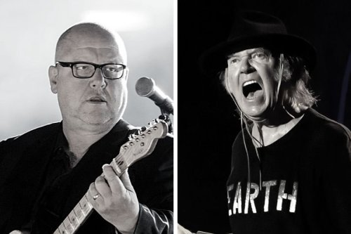 Pixies frontman Frank Black named his favourite Neil Young album