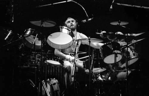 These are Phil Collins' 5 favourite drummers of all time