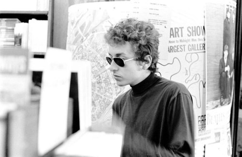 Listen back to the first-ever recorded concert for Bob Dylan