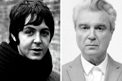 How The Beatles influenced David Byrne