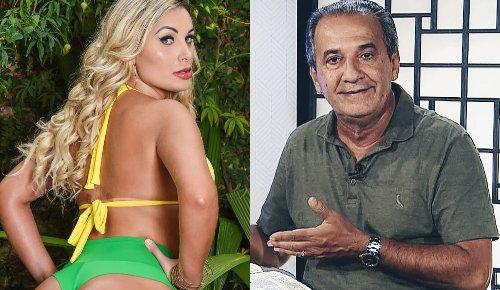 Andressa Urach processa Silas Malafaia e pede grana alta por danos morais