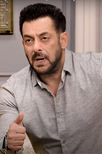Salman Khan broke the silence over the presence of his wife and 17-year-old daughter in Dubai