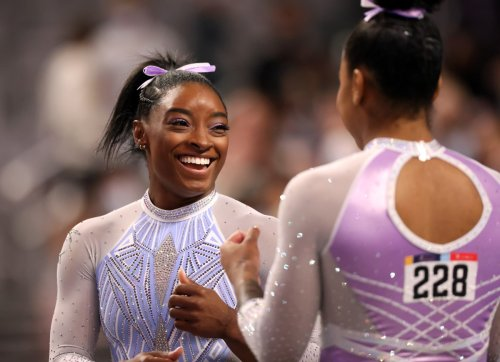 Must Read: Simone Biles Gets a Glamour Digital Cover, Gucci Publishes First Impact Report