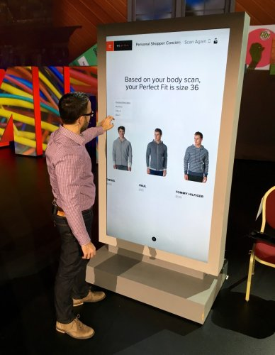 How Do You Bring Personalized Shopping Technology to Stores? Adobe Has an Idea