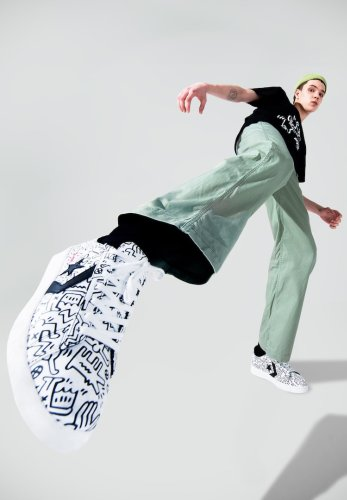 Converse's new Keith Haring collection brings the streets of New York to your soles