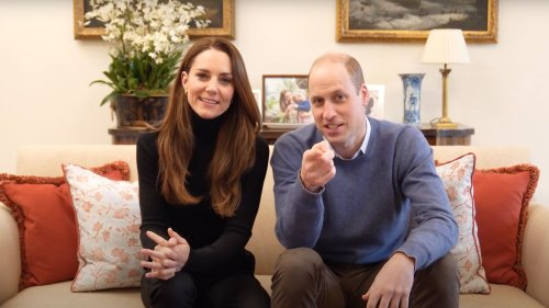 Kate Middleton and Prince William Are Officially YouTubers