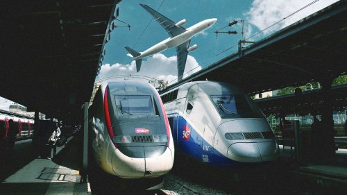 France is banning any short flight that can be replaced by a train trip