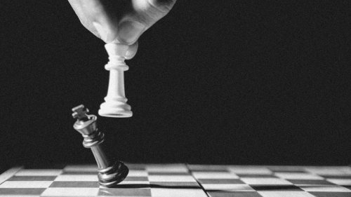 Leadership lessons from a chess master: Beware overconfidence