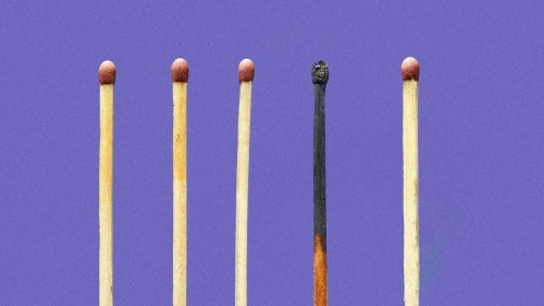 You're still dealing with burnout the wrong way. Here are 3 tactics that will actually help