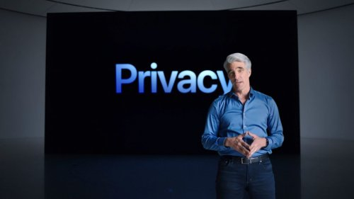 Exclusive: Apple's Craig Federighi on WWDC's new privacy features