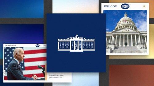 Under Trump, WhiteHouse.gov was a disaster. Biden's team revamped it in 6 weeks