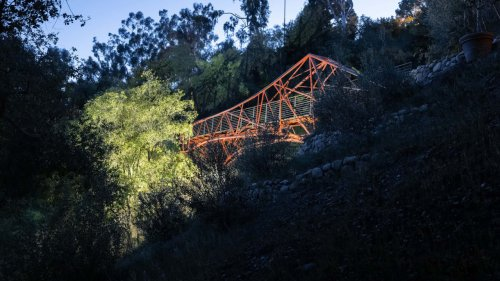 This incredible bridge was designed by students—and built by robots