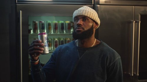 Watching LeBron James salsa dance in this new Mountain Dew ad is the best thing you'll see today