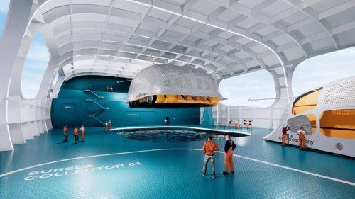 Bjarke Ingels is now designing underwater robots