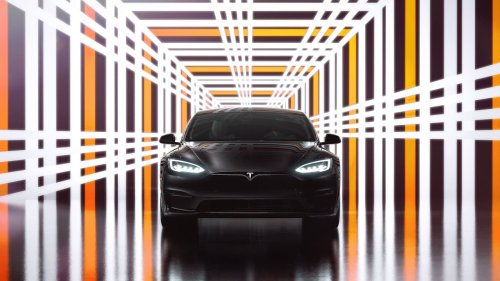 Can Tesla still be cool if it's a rental car? Apparently, yes