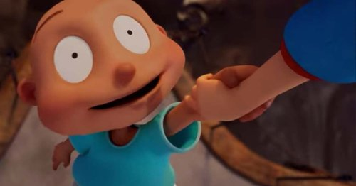 Phew! The New 'Rugrats' Trailer Looks Great and '90s Kids Will Not Be Mad