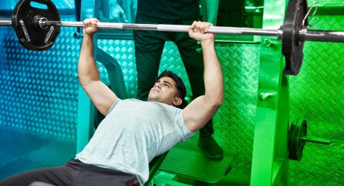 This 30-Minute Chest Workout Is the Secret to Getting Big