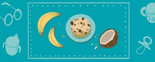 Ziggy Marley's Banana Muffin Recipe Should Be a Family Staple
