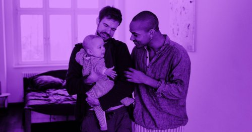 Nothing Along My Journey to Become an Adoptive Dad Was as Simple as Black or White
