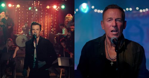 You Have to Hear This Killers + Bruce Springsteen Track