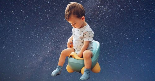 How to Succeed at Night Time Potty Training
