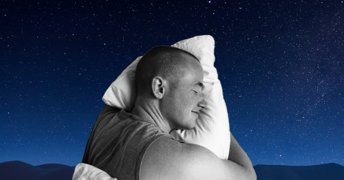 Stressed? Here's How to Sleep When Your Brain Won't Shut Down