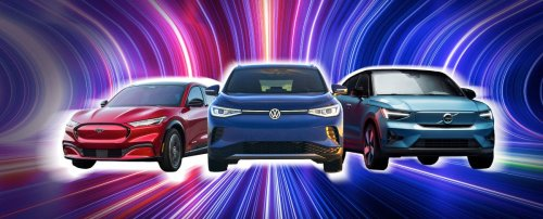 From Family SUVs to Sports Cars: 10 Electric Vehicles to Get Excited About