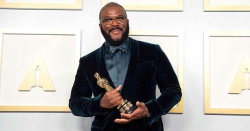 Why Tyler Perry's Oscar's Speech Is a Huge Lesson For Parents