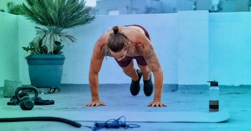 The Best Damn Bodyweight Workout