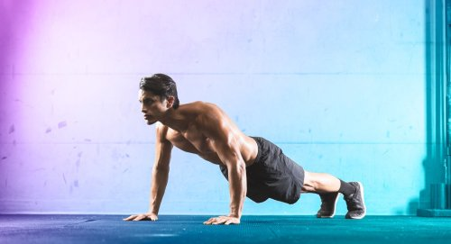 This 20-Minute P90X Workout Will Whip You Into Shape