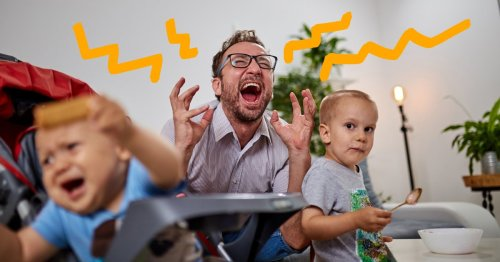How I Stopped Being an Angry Dad