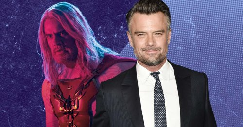 Josh Duhamel Talks Super-Dad Action In 'Jupiter's Legacy'